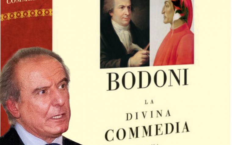 La Divina Commedia di Dante e Bodoni
